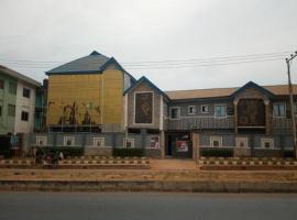 King Solomon Hotel and Suites, Otta