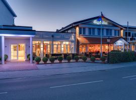 Hotel Restaurant Burg-Klause, Бург-ауф-Фемарн
