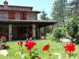 Villa Montegenco, Comunanza