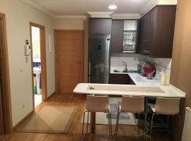 Coqueto y completo apartamento en O Rosal, Росаль