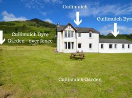Cuilimuich at Carrick Castle