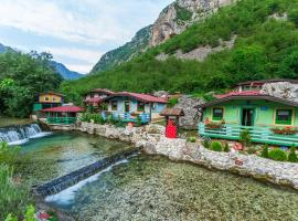 Eco village Raj u raju, Konjic (Glogošnica yakınında)