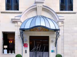 Hotel The Originals Saumur Le Londres (ex Qualys-Hotel)
