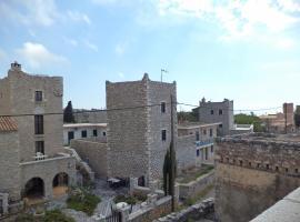 Castello Di Haria, Kalós (рядом с городом Kambinára)