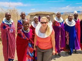 Masai Village Stay Tanzania, Monduli