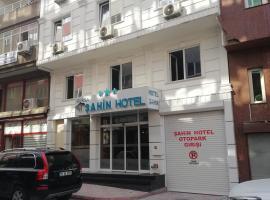 Bursa şahin hotel