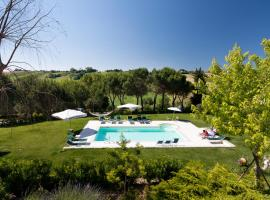 Appartamento Shanti House, Morro d'Alba (Berdekatan Monte San Vito)