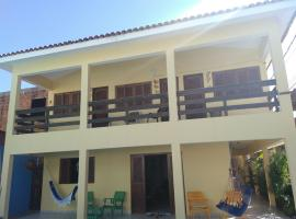 Palawan Hostel, Porto De Galinhas (Pôrto da Lama yakınında)