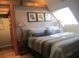 Malaspina Bed and Breakfast, Lund (Cortes Bay yakınında)