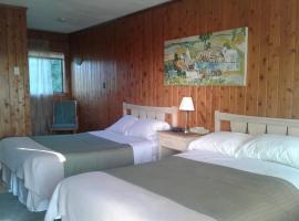 Buckhorn Motel, South Baymouth