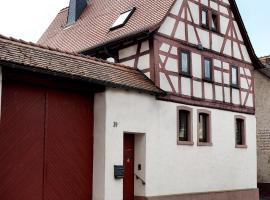 Schmidls Scheune, Stockstadt am Main (Mainhausen yakınında)