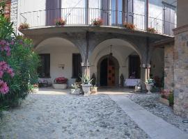 B&B Al Caseificio, Barghe (Sabbio Chiese yakınında)