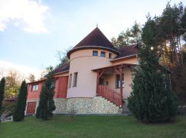 Csecse-Becse Vendégház, Telkibánya (рядом с городом Abaújvár)