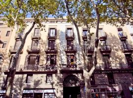 Ramblas Apartments