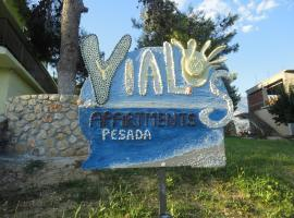 Yialos apartments