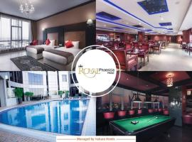 Royal Phoenicia Hotel, Manama (Juffair yakınında)