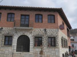 Hostal Crucica, Ногеруэлас (рядом с городом Рубьелос-де-Мора)
