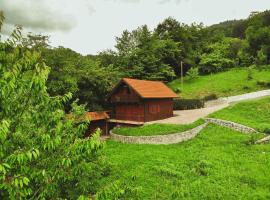 Lazec Country House, Plužnje