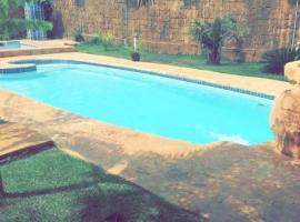 Resort Bantu 2, Grafanil (Viana yakınında)