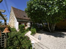 Maison Poyaudine les Proux, Mézilles (рядом с городом Villeneuve-les-Genêts)
