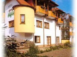 Hotel am Gisselgrund, Frankenhain (Luisenthal yakınında)