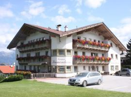 Pension Sonnenheim, Schönberg im Stubaital (Kreith yakınında)