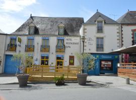 Les Palis Spa, Grand-Fougeray (рядом с городом Pierric)