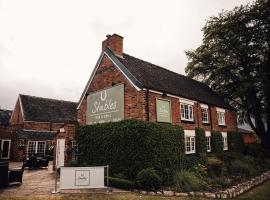 Best Western Plus Stoke on Trent Alsager Manor House Hotel, Алсагер