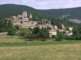 Le Mas des Restanques, Ле-Пое-Лаваль (рядом с городом Souspierre)