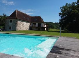 Chambres d hotes AZKENA, Arrast-Larrebieu (рядом с городом Mauléon-Licharre)