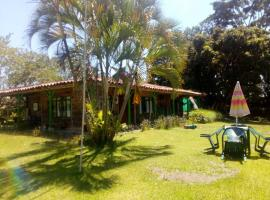 El Remanso, La Palmita (Caicedonia yakınında)