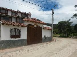 Hospedaje El Mirador, Iza (Cuítiva yakınında)