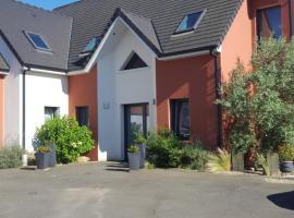 Chez Florence et Philippe, Montbizot (рядом с городом Ballon)