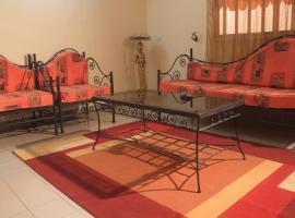 Hotel Residence Kessene, Ouagadougou (Kankamsen yakınında)
