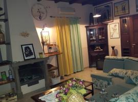 casa landi, Calvanico (Berdekatan Fisciano)