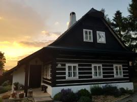 Unique Roubenka Melánka, Rváčov (Ždírec nad Doubravkou yakınında)