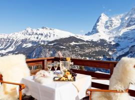 Eiger Swiss Quality Hotel, Mürren