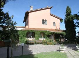 Villa Piarosa, Sacrofano