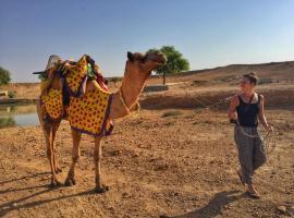 Dev Camel Safari, Джодхпур (рядом с городом Osiān)