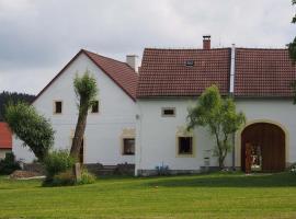 Spejchar Kaclehy, Kačlehy (Člunek yakınında)