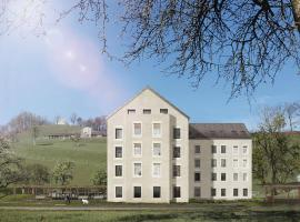 Aparthotel Luzern West, Alberswil (Willisau yakınında)
