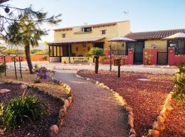 The Olive Mill, La Murada