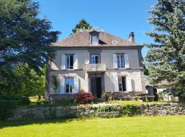 Domaine les Pradets, Ла-Бурбуль (рядом с городом Murat-le-Quaire)