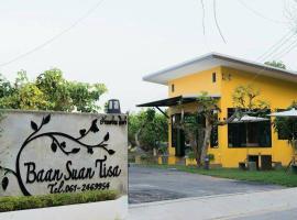Tisa Resort, Chiang Mai (in de buurt van Ban Nam Thong)