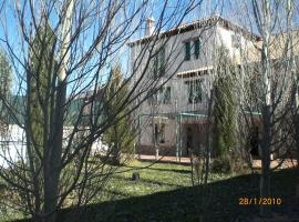 Casa Rural Virgen del Carmen, La Mata (Santa Olalla yakınında)