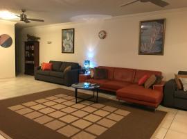 Family Inner City Retreat