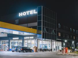 Hotel Brcko Gas Prijedor, Prijedor (Mrakovica yakınında)