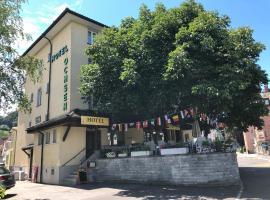 Hotel Ochsen, Sankt Margrethen (Au yakınında)