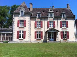 Chateau Logis de Roche, Clairac (рядом с городом Grateloup)