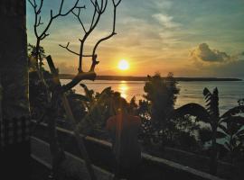 Prasi Sunset Bungalows, Нуса Пенида (рядом с городом Toyapakeh)